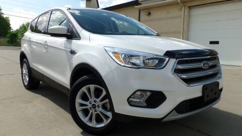 2017 Ford Escape for sale at Prudential Auto Leasing in Hudson OH