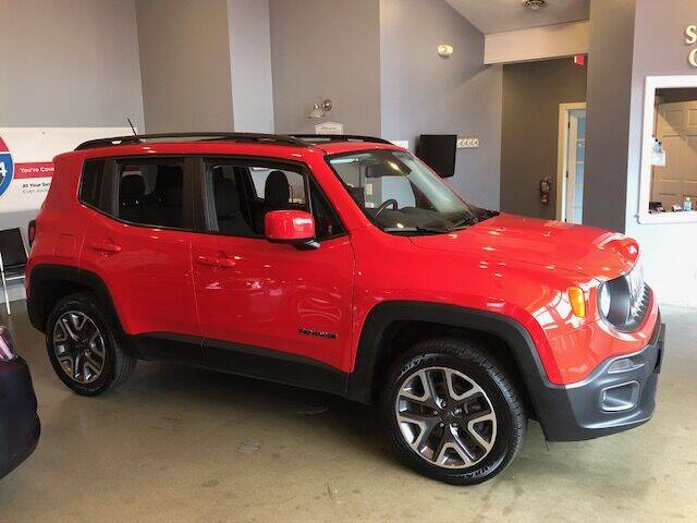 2016 Jeep Renegade for sale at BATTENKILL MOTORS in Greenwich NY