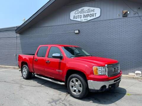 2010 GMC Sierra 1500 for sale at Collection Auto Import in Charlotte NC