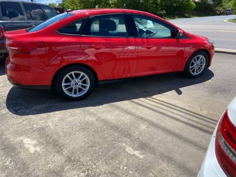 2015 Ford Focus for sale at Family Auto Sales of Johnson City in Johnson City TN