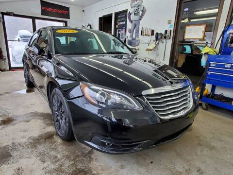 2014 Chrysler 200 for sale at Oxford Auto Sales in North Oxford MA