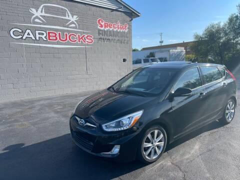 2014 Hyundai Accent for sale at Carbucks in Hamilton OH