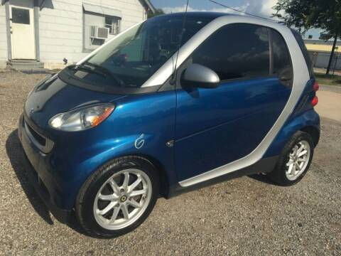 2008 Smart fortwo for sale at AMIGO USED CARS in Houston TX