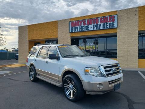2012 Ford Expedition for sale at Marys Auto Sales in Phoenix AZ