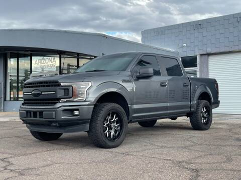 2020 Ford F-150 for sale at ARIZONA TRUCKLAND in Mesa AZ
