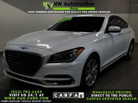 2018 Genesis G80 for sale at NW Automotive Group in Cincinnati OH