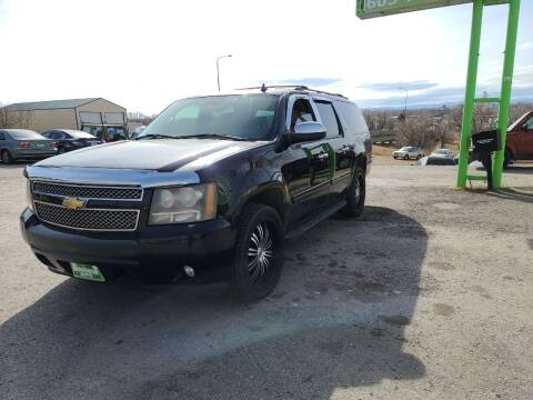 2007 Chevrolet Suburban for sale at Independent Auto in Belle Fourche SD