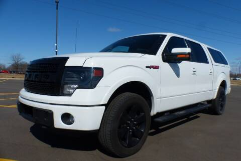 2014 Ford F-150 for sale at Macomb Automotive Group in New Haven MI