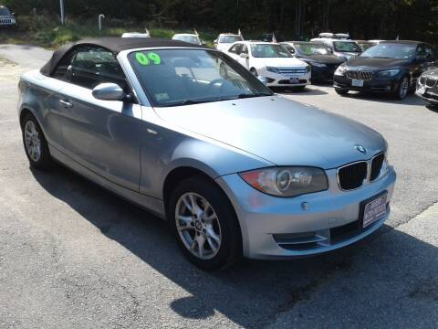 2009 BMW 1 Series for sale at Quest Auto Outlet in Chichester NH