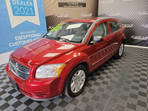 2010 Dodge Caliber for sale at X Drive Auto Sales Inc. in Dearborn Heights MI