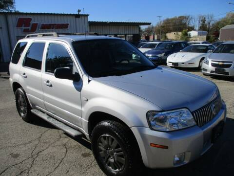2006 Mercury Mariner for sale at RJ Motors in Plano IL