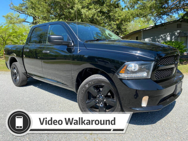 2014 RAM Ram Pickup 1500 for sale at Byron Thomas Auto Sales, Inc. in Scotland Neck NC