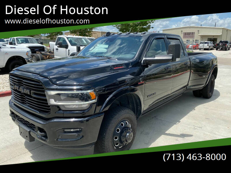 2020 RAM Ram Pickup 3500 for sale at Diesel Of Houston in Houston TX
