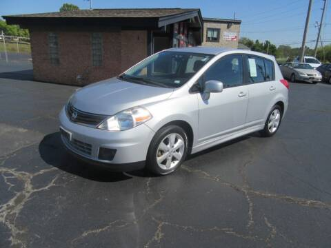 2011 Nissan Versa for sale at Riverside Motor Company in Fenton MO