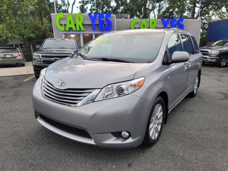 2017 Toyota Sienna for sale at Car Yes Auto Sales in Baltimore MD