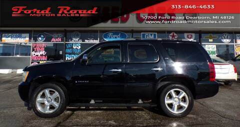 2007 Chevrolet Tahoe for sale at Ford Road Motor Sales in Dearborn MI