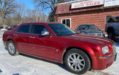 2007 Chrysler 300 for sale at Sunrise Auto Sales in Stacy MN