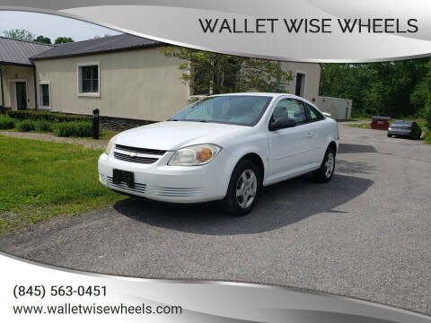 2007 Chevrolet Cobalt for sale at Wallet Wise Wheels in Montgomery NY