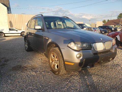 2007 BMW X3 for sale at EHE Auto Sales in Marine City MI