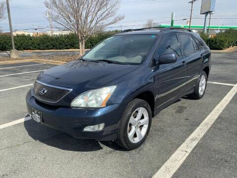 2004 Lexus RX 330 for sale at RUSH AUTO SALES in Burlington NC