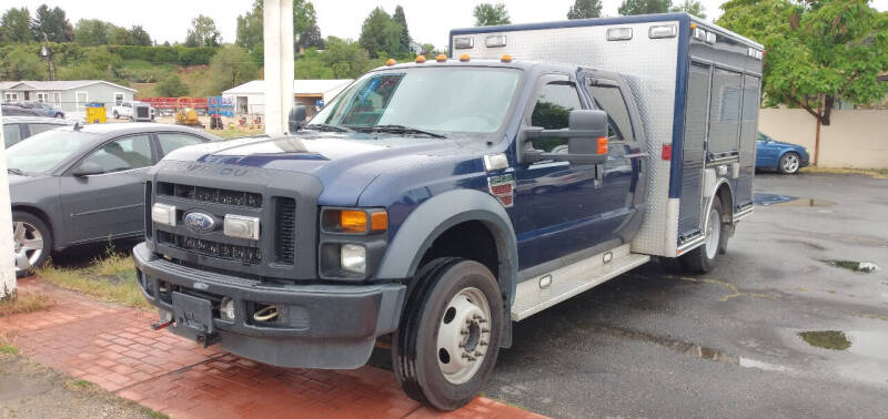 2009 Ford F-450 Super Duty for sale at Marvelous Motors in Garden City ID