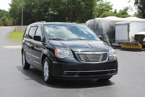 2015 Chrysler Town and Country for sale at Baldwin Automotive LLC in Greenville SC