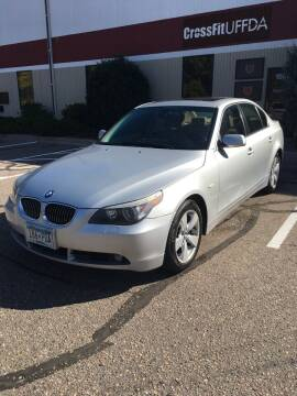 2006 BMW 5 Series for sale at Specialty Auto Wholesalers Inc in Eden Prairie MN