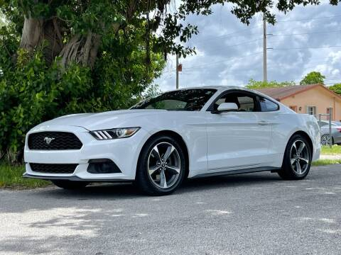 2015 Ford Mustang for sale at Auto Direct of South Broward in Miramar FL