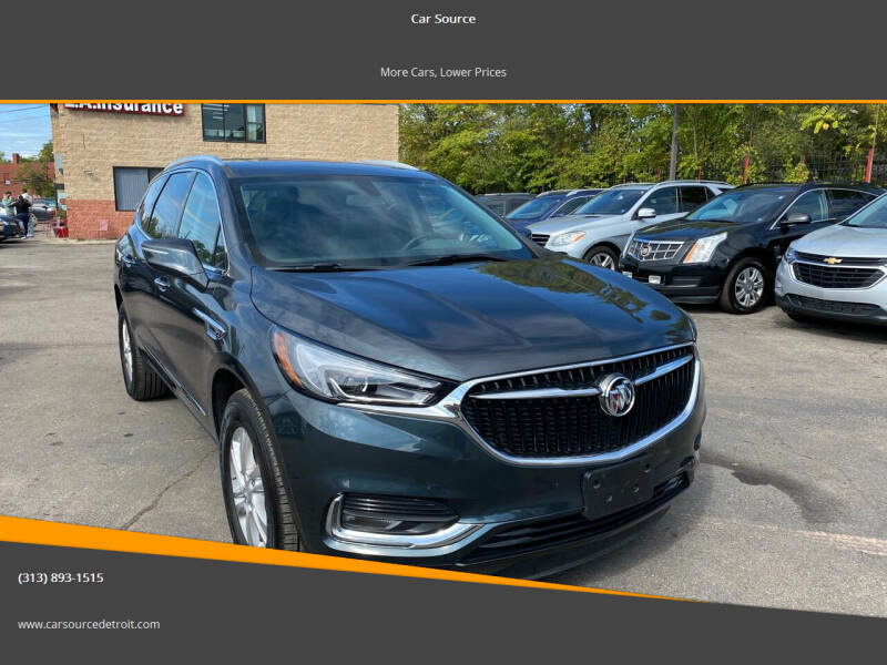 2020 Buick Enclave for sale at Car Source in Detroit MI