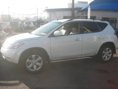 2007 Nissan Murano for sale at Town and Country Motors - 1702 East Van Buren Street in Phoenix AZ