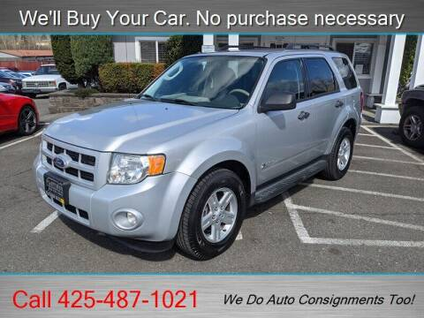 2009 Ford Escape Hybrid for sale at Platinum Autos in Woodinville WA