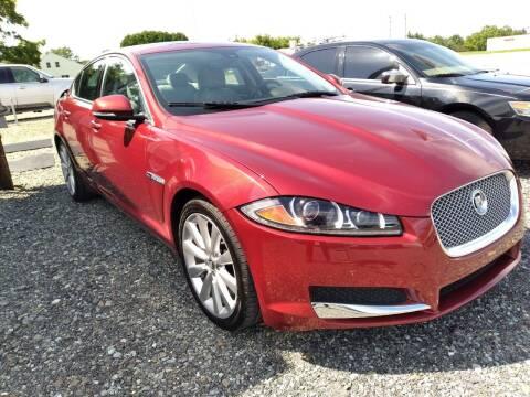 2013 Jaguar XF for sale at Oxford Motors Inc in Oxford PA
