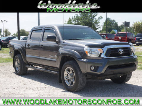 2012 Toyota Tacoma for sale at WOODLAKE MOTORS in Conroe TX