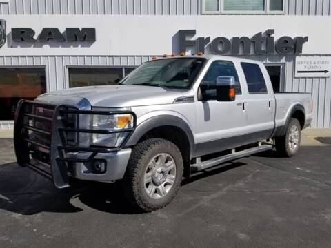 2015 Ford F-250 Super Duty for sale at Frontier Motors Automotive, Inc. in Winner SD