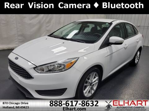 2016 Ford Focus for sale at Elhart Automotive Campus in Holland MI