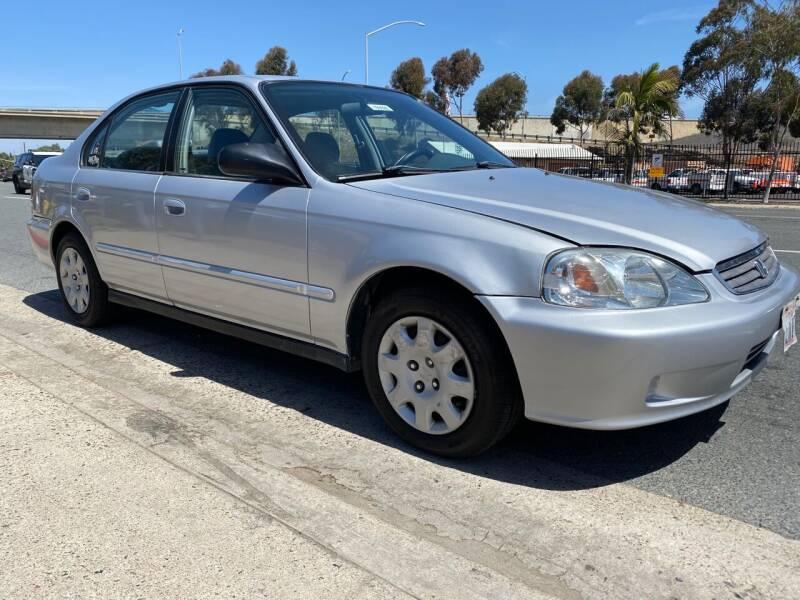 2000 Honda Civic for sale at Beyer Enterprise in San Ysidro CA