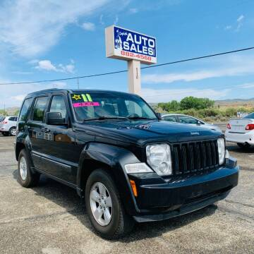 2011 Jeep Liberty for sale at Capital Auto Sales in Carson City NV