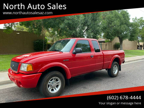 2002 Ford Ranger for sale at North Auto Sales in Phoenix AZ