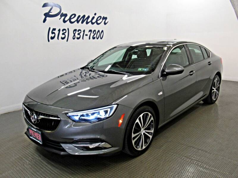 2019 Buick Regal Sportback for sale at Premier Automotive Group in Milford OH