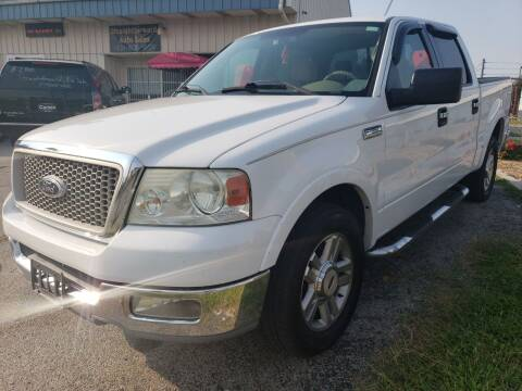 2004 Ford F-150 for sale at Straightforward Auto Sales in Omaha NE