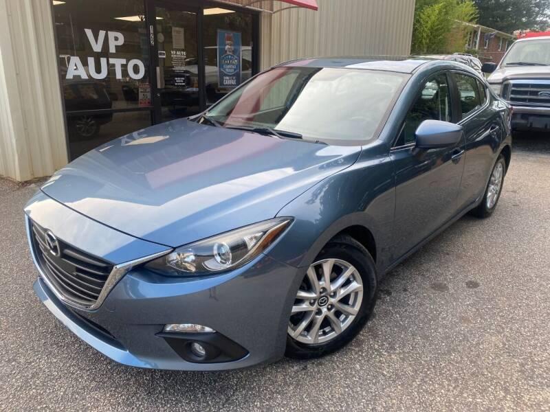 2016 Mazda MAZDA3 for sale at VP Auto in Greenville SC