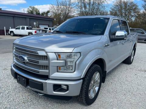 2015 Ford F-150 for sale at Davidson Auto Deals in Syracuse IN