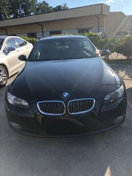 2009 BMW 3 Series for sale at Gralin Hampton Auto Sales in Summerville SC