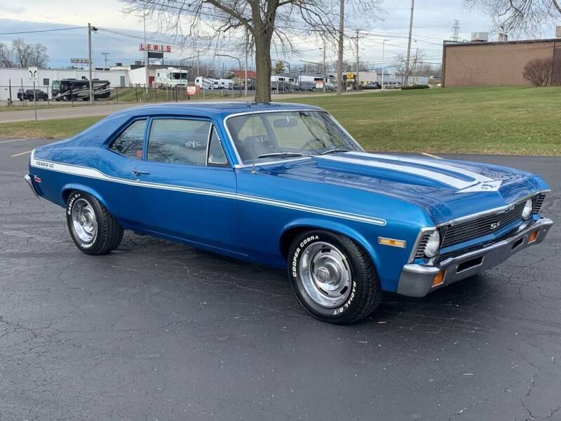 1972 Chevrolet Nova for sale at Dittmar Auto Dealer LLC in Dayton OH