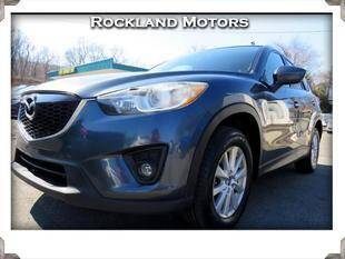 2013 Mazda CX-5 for sale at Rockland Automall - Rockland Motors in West Nyack NY