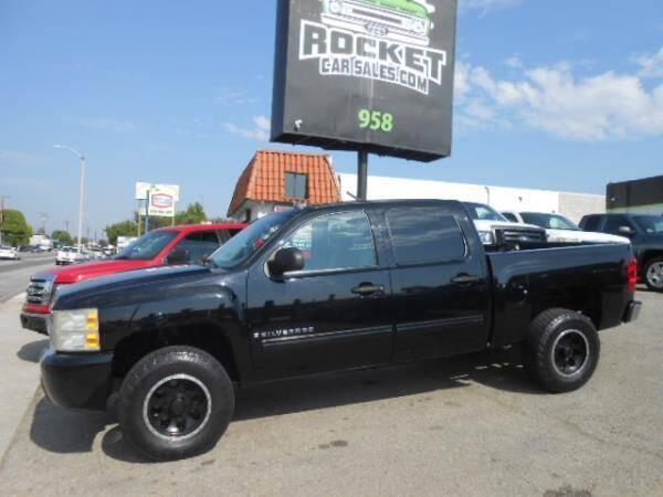 2009 Chevrolet Silverado 1500 for sale at Rocket Car sales in Covina CA