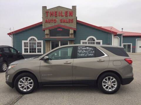 2019 Chevrolet Equinox for sale at THEILEN AUTO SALES in Clear Lake IA