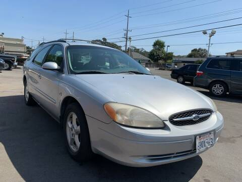 2000 Ford Taurus for sale at Dodi Auto Sales in Monterey CA
