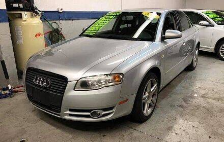 2007 Audi A4 for sale at Shoreline Motorsports in Waterbury CT