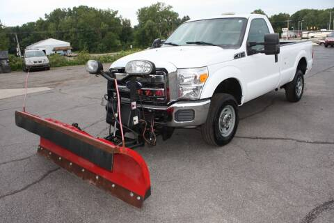 2014 Ford F-250 Super Duty for sale at New Mobility Solutions in Jackson MI